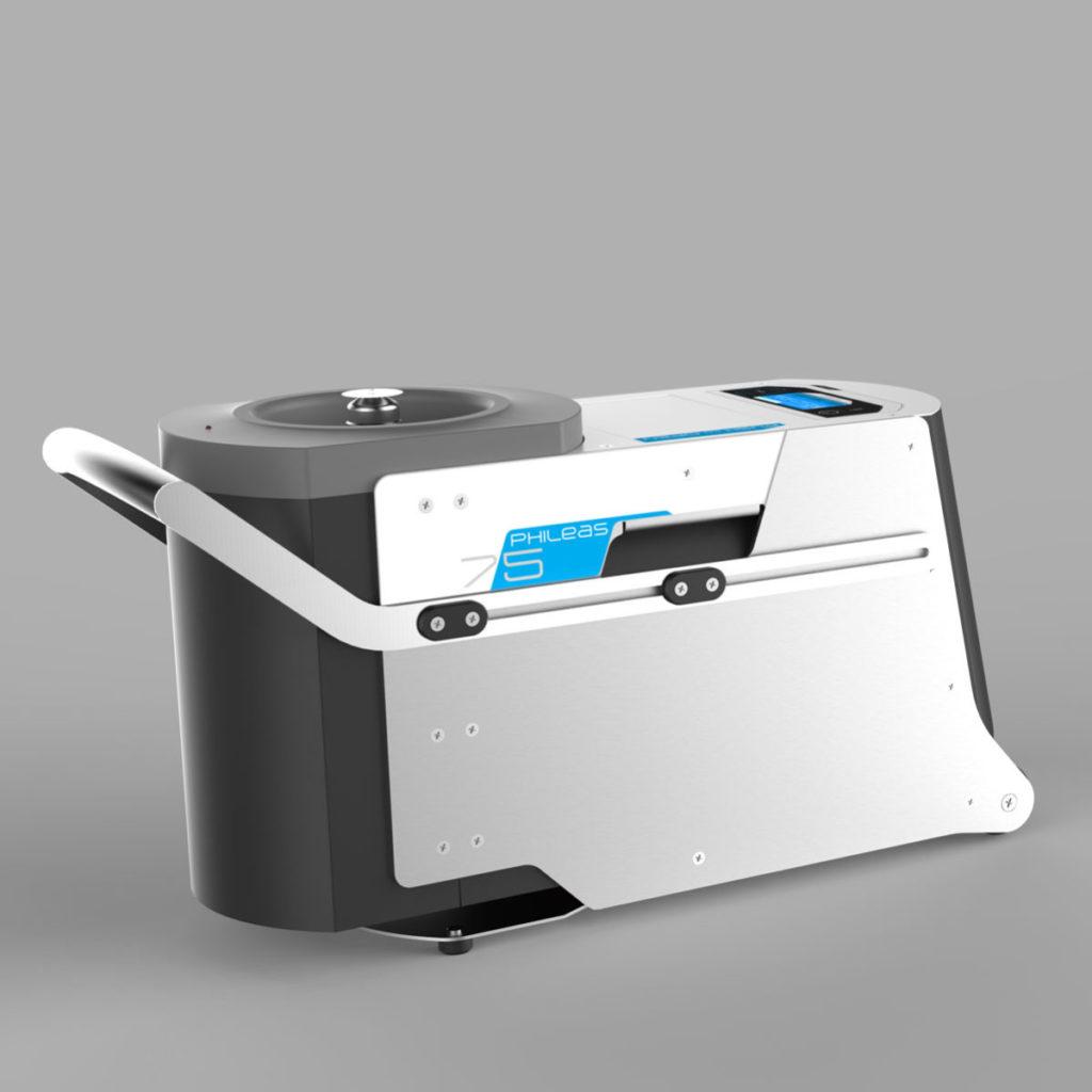 Acquisition de nouvelles centrifuges pour la décontamination des locaux